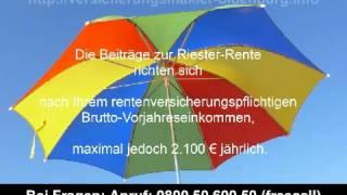 Riester-Rente Oldenburg