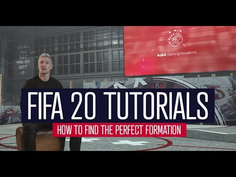 FIFA20 Tutorials | How to find the perfect formation