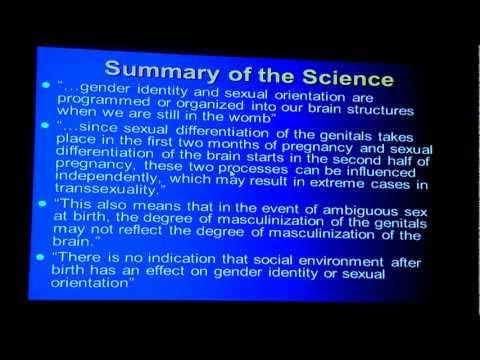 Veronica Drantz: The Gender Binary & LGBTI People - Myth and Medical Malpractice