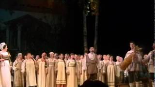 "P.I.Tchaikovsky ""Eugene Onegin"" - Chorus & Peasants"