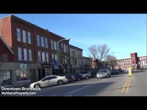 Brunswick Maine Real Estate Video Tour