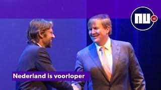 Koning opent in Delft nieuw laboratorium voor 'supercomputers'