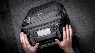 The best rolling camera case! thinkTANK AIRPORT SECURITY V3.0