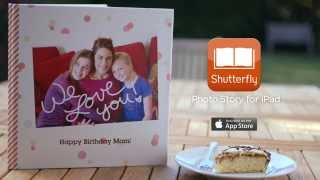 Shutterfly Photo Story for iPad - Now with Doodle
