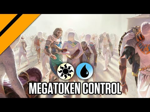 Anointed Procession Megatoken Control - Bo1 Historic Constructed Jank | MTG Arena