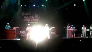North Sea Jazz 2011: Graham Central Station - We've been waiting