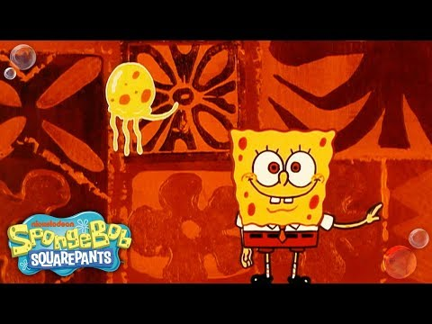 The Jellyfish Jam! 🎐 #TuesdayTunes | SpongeBob