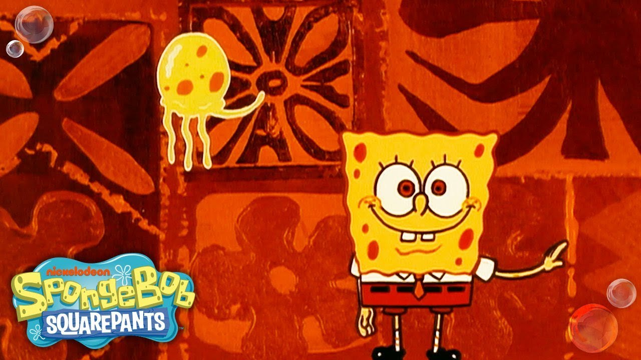 The Jellyfish Jam Tuesdaytunes Spongebob Youtube
