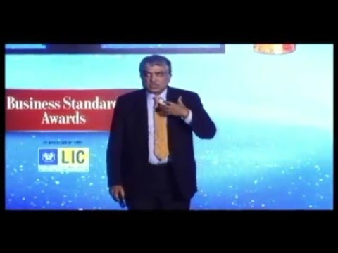 Nandan Nilekani: The Coming Great Disruption