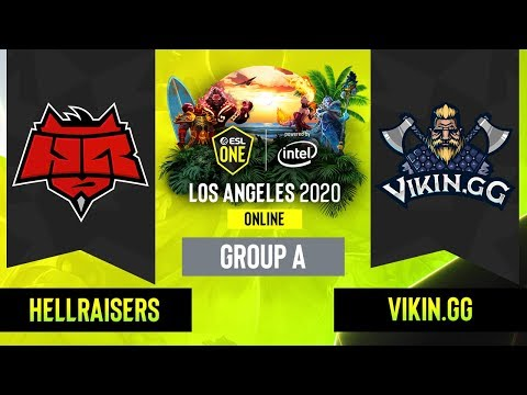 HellRaisers vs ViKin.gg vod