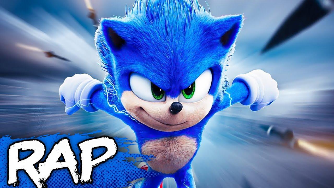 Sonic The Hedgehog Song Gotta Go Fast Nerdout Youtube