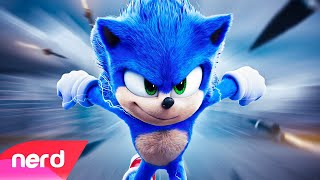 Sonic the Hedgehog Song | Gotta Go Fast | #NerdOut