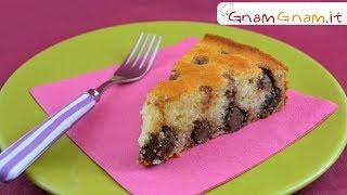 Torta sofficissima con OVETTI di CIOCCOLATO, by Gnam Gnam