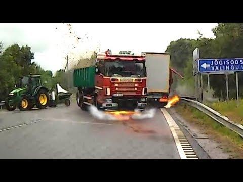Car Crash) very Shock dash camera 2017 NEW By Top Speed Motor HD (27) HD