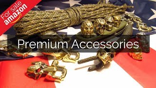 Paracord accessories for sale - «Paracord&Bead»
