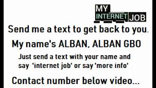 Get paid work from home online marketing in 2020 with alban gbo - affiliate network digital products