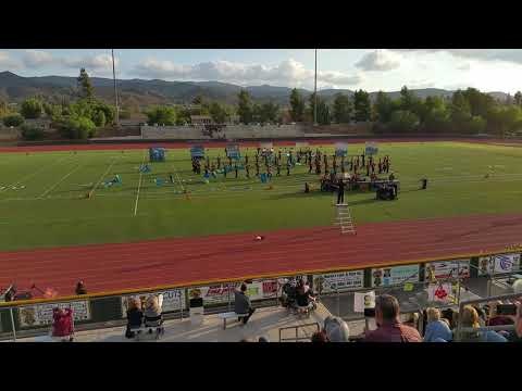 Simi Valley High School Marching Band - Royal Classic 2018