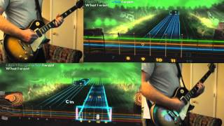 Rocksmith 2014 DLC - Daryl Hall and John Oates Kiss on My List (Lead & Rhythm)