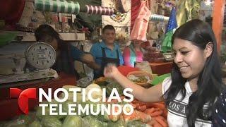 Noticias Telemundo, 8 de enero de 2017 | Noticiero | Noticias Telemundo