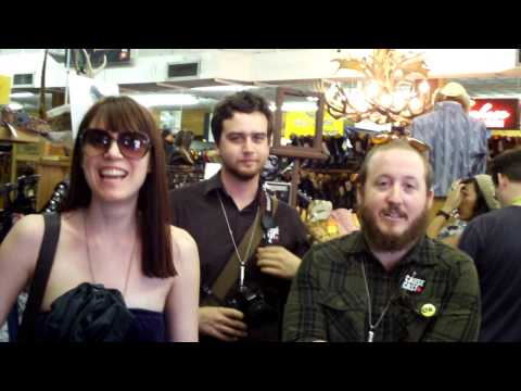 The Dealio with D'Emilio: Causecast at Allan's Boots