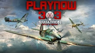 Playnow: 303 Squadron Battle of Britain   PC Gameplay