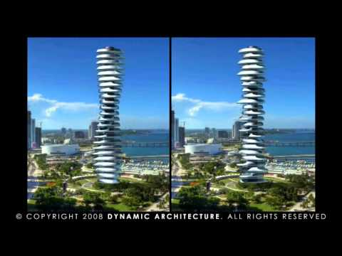 David Fisher - Dynamic Architecture - The Vision