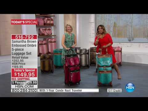 HSN | Samantha Brown Travel 01.29.2017 - 05 PM