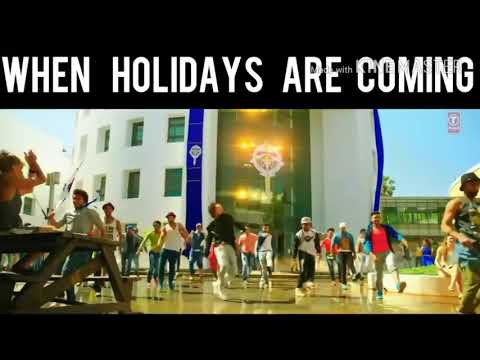 Holiday Story On Bollywood Style