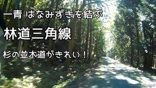 【モトブログ】一青窈の由来 林道三角線