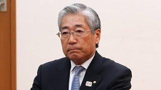 【ノーカット】JOC竹田会長、7分で会見打ち切り 質問受け付けず