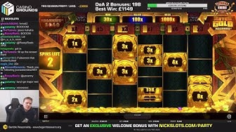 Casino Slots Live - 27/02/20 *QUAD SLOTS!*