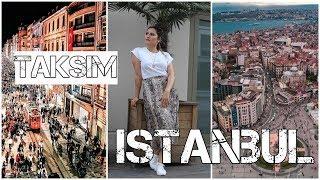 Life In Istanbul   Taksim, Modeling, Social Life  Vlog!