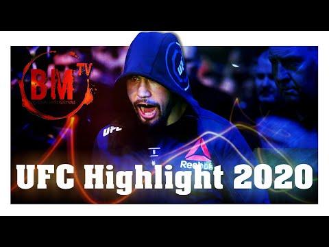 UFC HIGHLIGHT 2020 ᵇᵐᵗᵛ