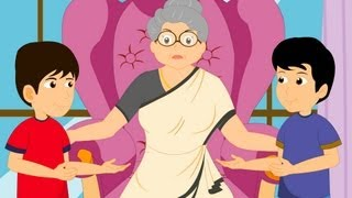Dadi Amma Dadi Amma Maan Jao | Gharana | Children's Popular Hindi Nursery Rhyme