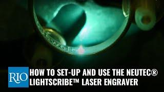 Neutec® LIGHTScribe™ Laser Engraving Machine