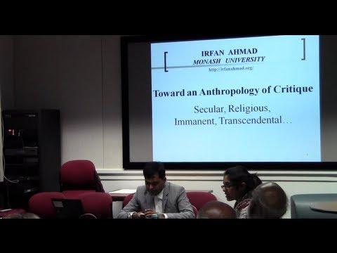 Toward an Anthropology of Critique