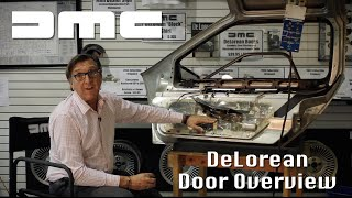 DeLorean Door Overview--DeLorean Motor Company