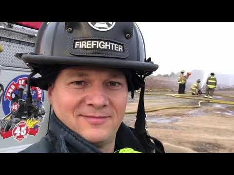 Початок дня пожежника парамедика