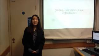 4BUS1060 Group Presentation - Globalisation and Cultural Convergence