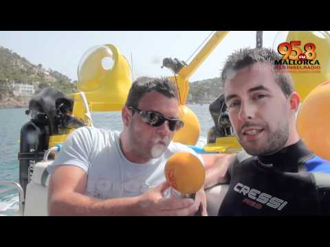 Mallorca 95.8 - Das Inselradio - Action-Woche - BOND-Adventure Diving