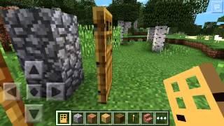 [BZC]วิธีทำประตูล่องหน Minecraft PE 0.9.5