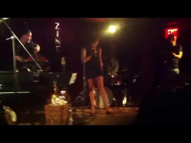 Diane Sweet Dr. Feelgood @ Zinc Bar NYC