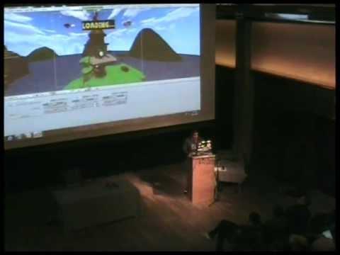 BConf2011 - sunday - 10: Dennis Ferreira Blender Advergame