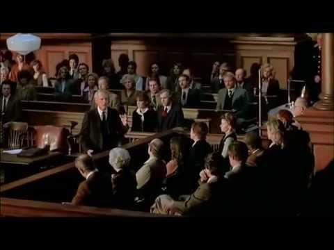 Il Verdetto (1982) - L'arringa finale del grande Paul Newman