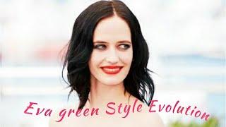 Fashion trend hackll Eva green Style Evolution|| Sexy|| Hot