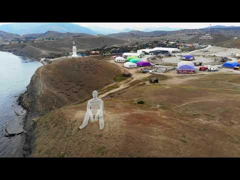 Зарисовка.Где можно ДУШЕВНО отдохнуть с палатками в Крыму | Капсельская бухта |Поселок Рыбачье 2021