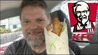 NEW KFC BACON LOVERS TWISTER FAST FOOD REVIEW - Greg's Kitchen
