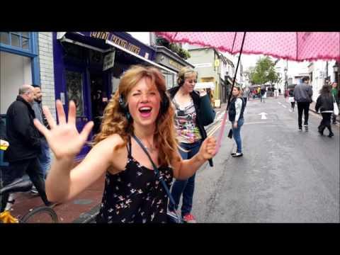 Silent Disco Walking Tours - Brighton Fringe Week 1