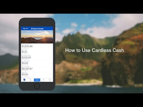 How To Use Cardless Cash