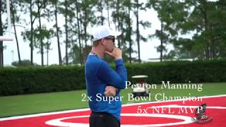 Manning Passing Academy: Day 1